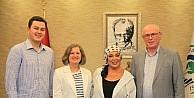 Sultan'dan Odunpazarı Belediye Başkanı Kurt'a Ziyaret