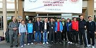 Taekwondo Seminerleri Antalya'da Yapıldı