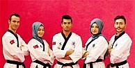 Taekwondoda Mevlüt Pekcan Dünya Şampiyonu