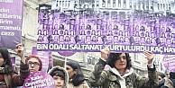 Taksim'de Kadınlardan 'cinayeti Durduracağız' Eylemi