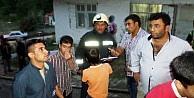 Taraklı'da Samanlık Yangını Büyümeden Söndürüldü