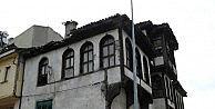 Tarihi Küplü Köyü Evlerinin Hali İçler Acısı