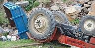 Tarım İşçileri Kaza Yaptı: 2 Ölü, 15 Yaralı