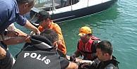 Tekirdağ'da Denizde Kaybolan Genç Bulundu