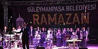 Tekirdağ'da 'Ramazan Buluşmaları' Tüm Hızıyla Devam Ediyor