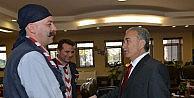 Tif Başkanı Subaşı'ndan Vali Büyük'e Ziyaret