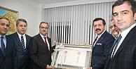 Tobb Başkanı Hisarcıklıoğlu Düzce'de