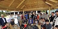 Trabzon'da Uluslar Arası Gençlik Kampı Düzenleniyor