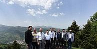 Trabzondan Dağ Turizmi Atılımı