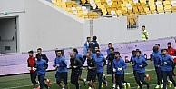 Trabzonspor, Metalısk Kharkıv Maçı Hazırlıklarını Tamamladı