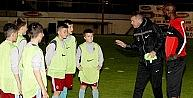 Trabzonsporda Böyle Antrenman Görülmedi