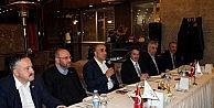 TÜMSİAD Yönetim Kurulu Trabzonda Toplandı
