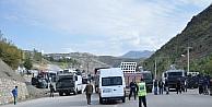 Tunceli-erzincan Karayolu İçişleri Bakanlığı'nca Ulaşıma Kapatıldı