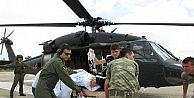 Tuncelideki Kazada Yaralanan 1 Kişi Helikopterle Elazığa Getirildi