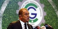 Türk Futbolunun Lideri Terim, Memleketinde Liderliği Anlattı