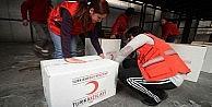 Türk Kızılayından Nepale 5 Bin Kişilik Çadır