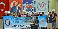 """Türkiye Satranç Şampiyonasi Finalinde """"soma"""" Sesleri"""