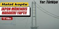 Türkiyede Japon Mühendis Harakiri Yaparak Canına Kıydı