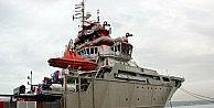 Türkiyenin İlk Ve TEK Acil Müdahale Gemisi Hizmete Girdi