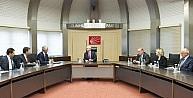 Tüsiad Yönetiminden Kılıçdaroğlu'na Ziyaret