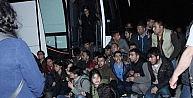 Üç Otobüsle DHKP-Cli Şafak Yaylanın Mezar Ziyaretine Polis İzin Vermedi