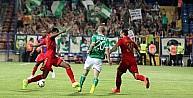 Uefa Maçında Karabük'te Ilk Yarı Sona Erdi