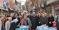 Ülkü Ocakları'ndan Uygur Türkleri İçin İmza Kampanyası
