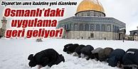 Umre İbadeti Kudüs'ten Başlayacak