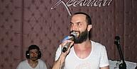 Ünlü Sanatçı Berkay Bursa'da Sahne Aldı