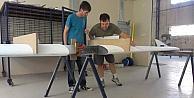 Uzaytemden İş Garantili 'Kompozit İşçisi Yetiştirme Kursu