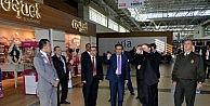 Vali Türker Antalya Havalimanı'nda İncelemelerde Bulundu