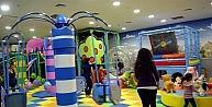 Varlıbaş Alışveriş Merkezinde Funny Day Oyun Merkezi Hizmete Açıldı