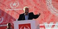 Vatan Partisi Genel Başkanı Perinçek Gaziantep Mitingde Konuştu