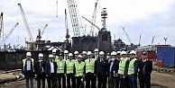 Vietnam Heyeti Türk Gemi Geri Dönüşüm Sektörünü İnceledi