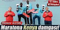 Vodafone İstanbul Maratonu'na Kenya Damgası