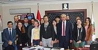 Yabancı Öğrenciler Orhanelinde