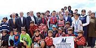 Yelken Yarışında Ödüller Verildi