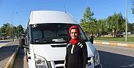 Yılın Sürücüsü Sema Taflan Konuştu