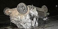 Yozgatta Trafik Kazası: 5 Ölü