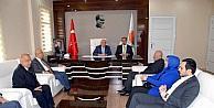 """Yusuf Ziya Yılmaz: """"güneydoğu'daki Belediyelerimizin Sorunu Bizim Sorunumuzdur"""""""