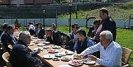 Zonguldak Kömürsporlu Futbolculara Moral Kahvaltısı