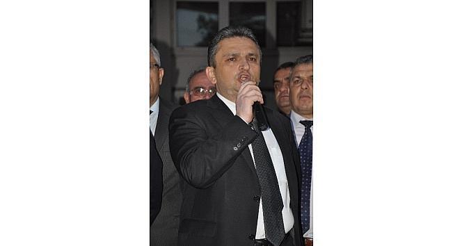 Zonguldak'taki Madenci Eylemi