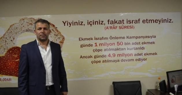Trabzon'da Ekmek Israfı Nın Önüne Geçildi