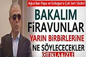 Mehmet Ali Ağca'dan Papa ve Erdoğan'a Çok Sert Sözler İZLE