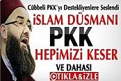 Cübbeli'den PKK'ya Çok Sert İfadeler İZLE