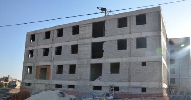Vali Süleyman Tapsız, Yapımı Devam Eden Okulları Yerinde İzledi