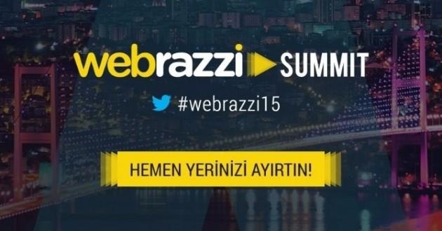 Webrazzi Summit 2015'in İlk Tur Konuşmacıları Belirlendi