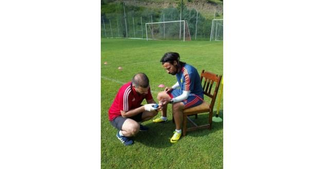 Yeni Malatyaspor'da Futbolcular Laktat Testinden Geçti