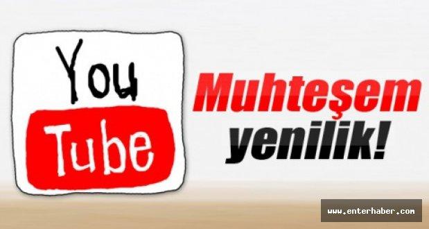 YouTube'a farklı kamera açıları eklendi İZLE