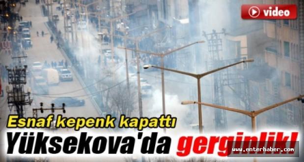 Yüksekova'da 'Diyadin' Gerginliği İzle